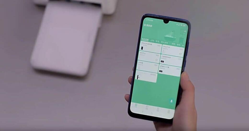 Детальный Обзор Xiaomi Mijia 6 inch Desktop Color Photo Printer