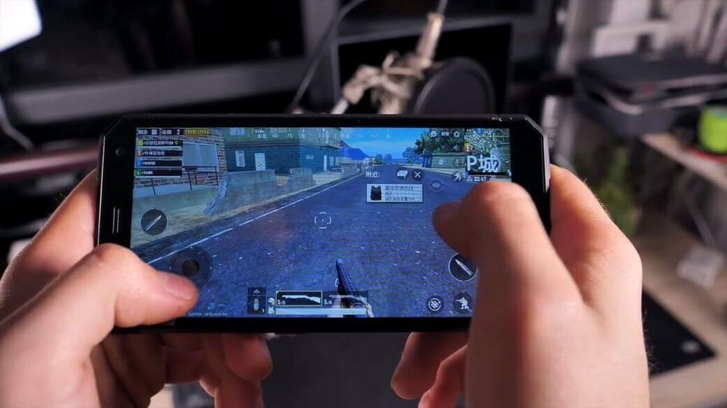 iOutdoor Polar 3 Обзор: Стильный защищенный смартфон IP68