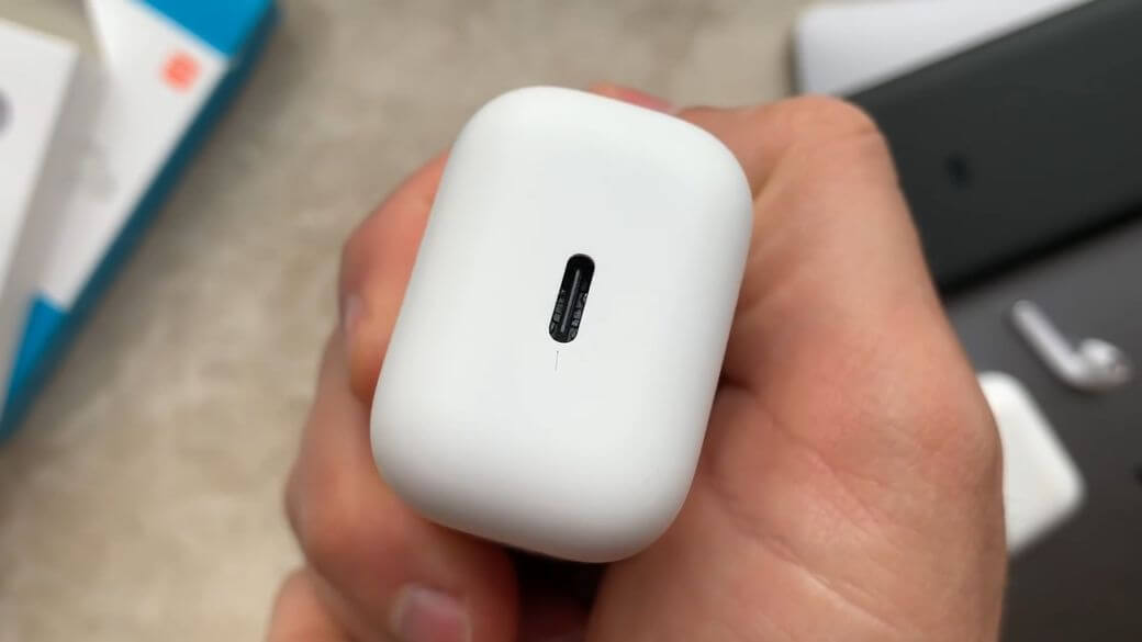 Xiaomi Mi Air True Wireless Earphones Обзор: Клон Apple Airpods
