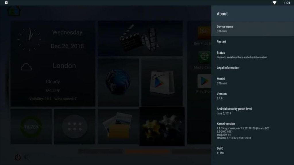 Beelink GT1 Mini Обзор: Компактная ТВ приставка с большим потенциалом