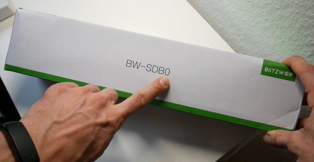 Blitzwolf BW-SDB0 Обзор: 10 Вт Компактный Саундбар