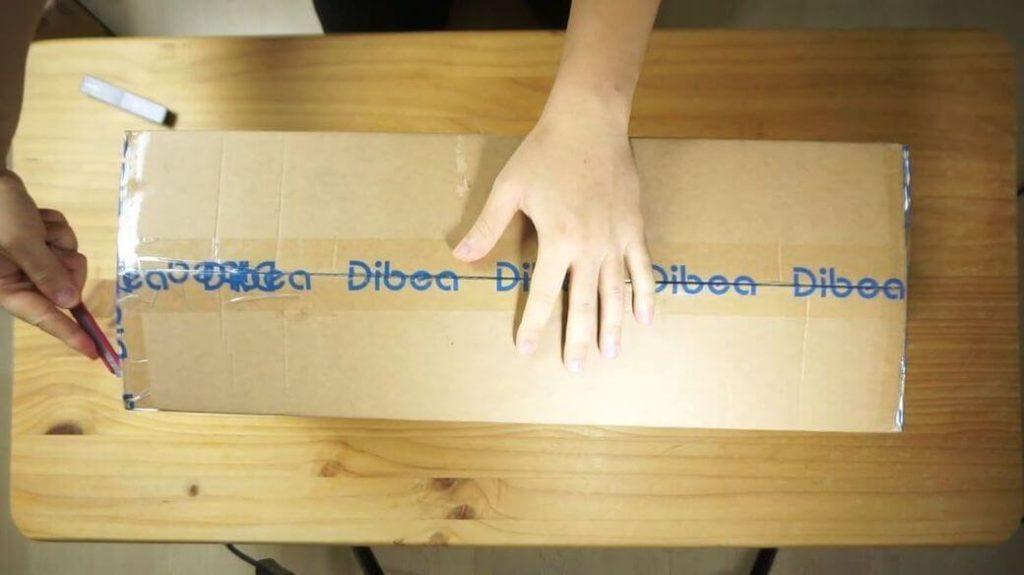 Dibea DW200 Pro Обзор: Беспроводной ручной пылесос