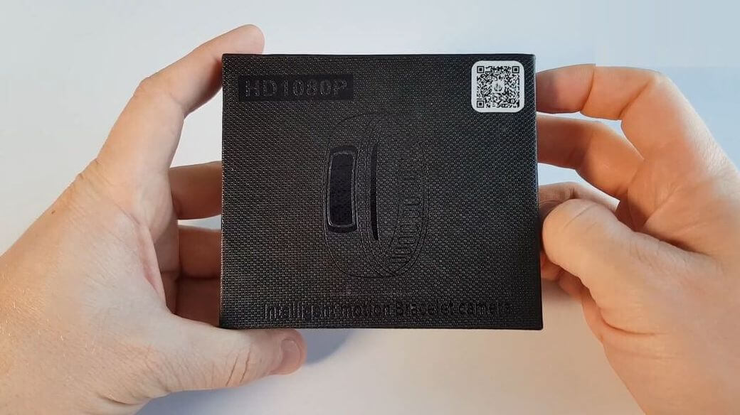 Alfawise MC50C Обзор: Умный браслет со скрытой камерой 1080р