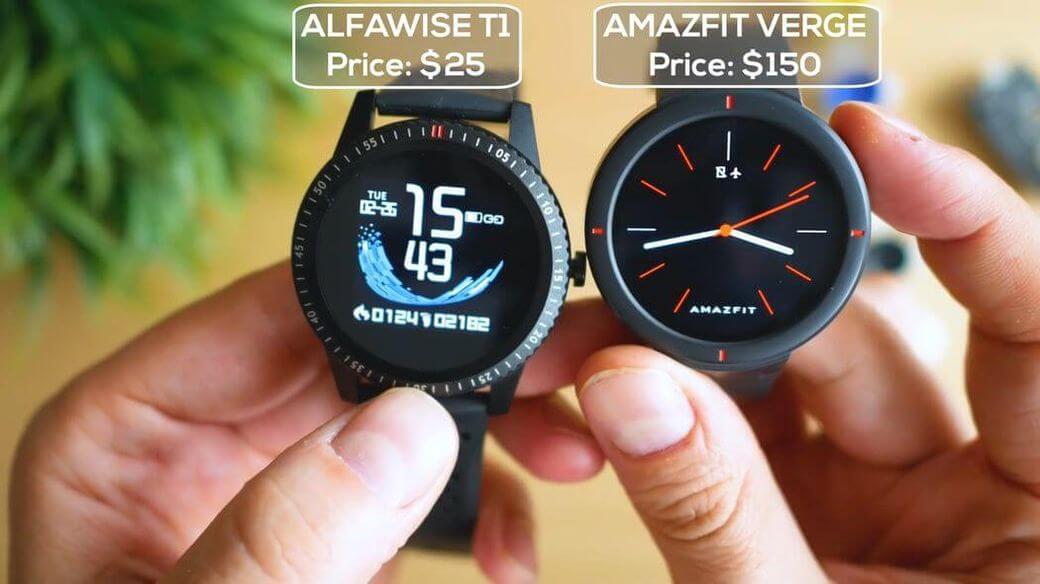 Alfawise T1 Обзор: Универсальный фитнес трекер за $25