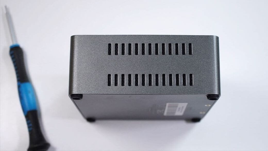 Beelink J45 Обзор: Мини ПК с процессором Intel Pentium J4205