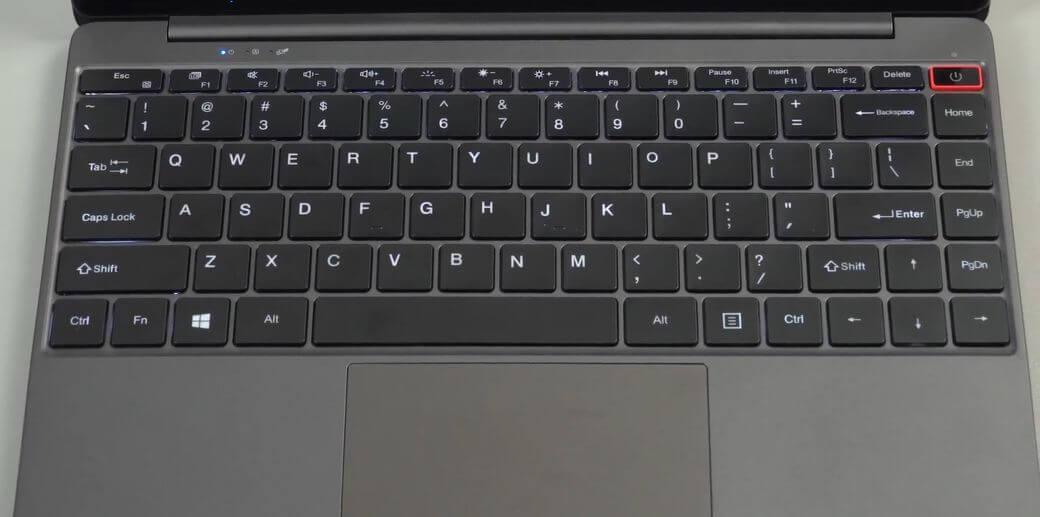 Chuwi AeroBook Обзор: Бюджетный ноутбук с Intel Core M3