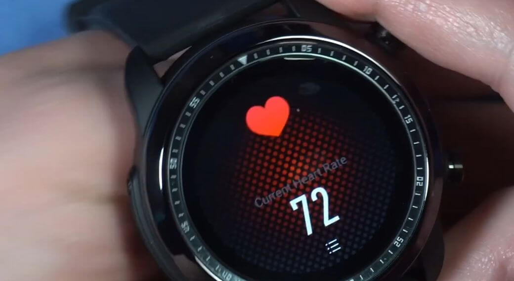KingWear KC06 Обзор: Стильные умные часы с защитой IP67