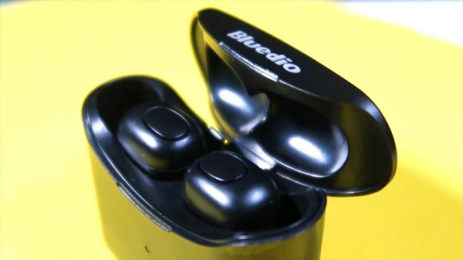 Bluedio T elf Обзор: Наушники с Bluetooth 5.0 и Type-C