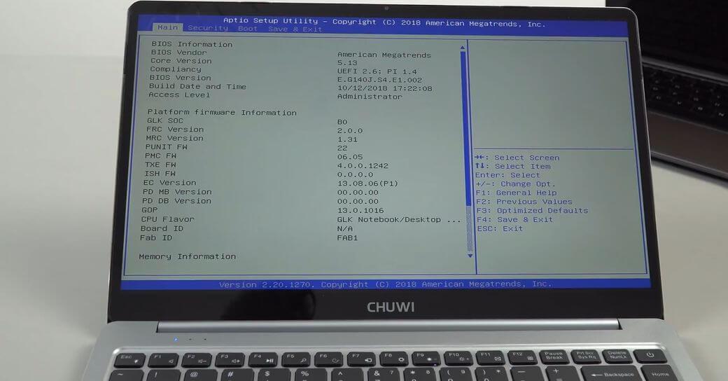 Chuwi Lapbook Pro Обзор: Компактный ноутбук на каждый день