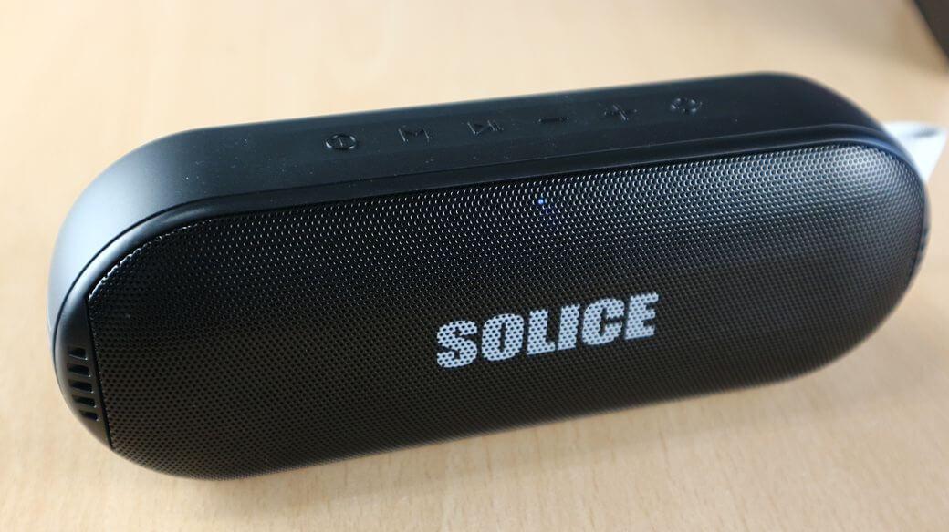 Solice V7 Обзор: Бюджетная беспроводная колонка за $30