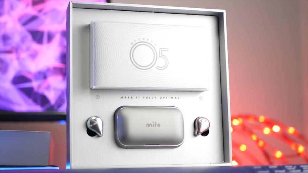 MIFO O5 Обзор: Арматурные беспроводные наушники 2019