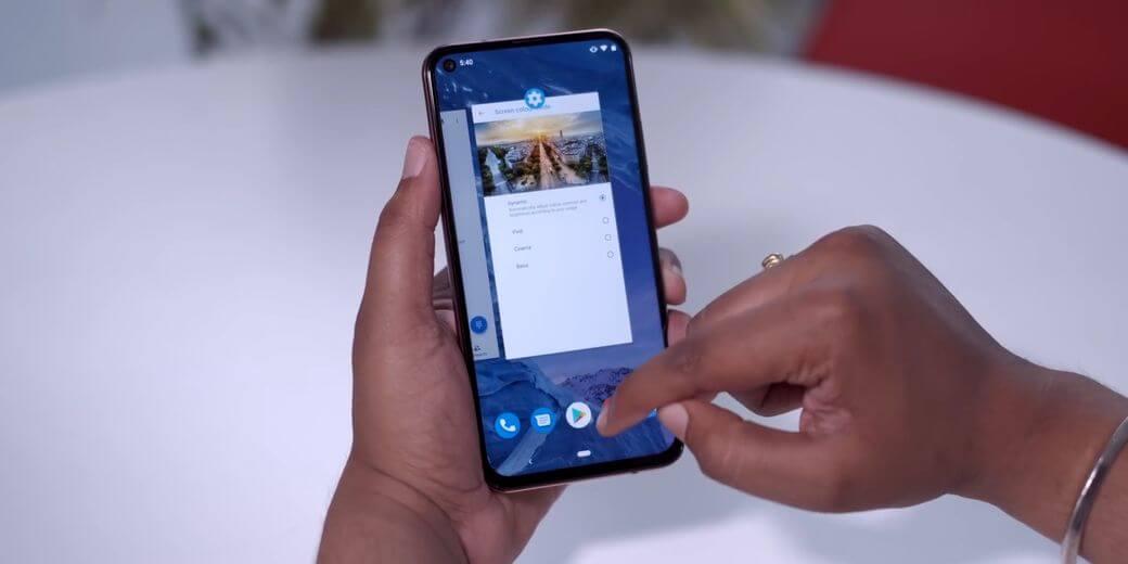 Nokia X71 Обзор: Смартфон с Eye-Click экраном и невероятной камерой