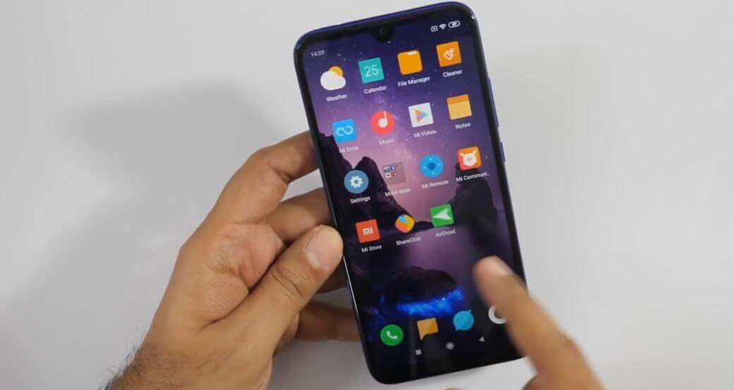 Xiaomi Redmi Y3 Обзор: В чем отличия от Redmi Note 7?