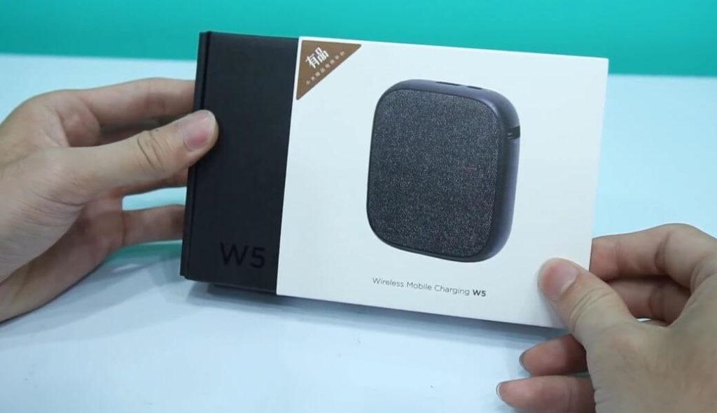 Xiaomi SOLOVE W5 Обзор: Бюджетная беспроводная зарядка