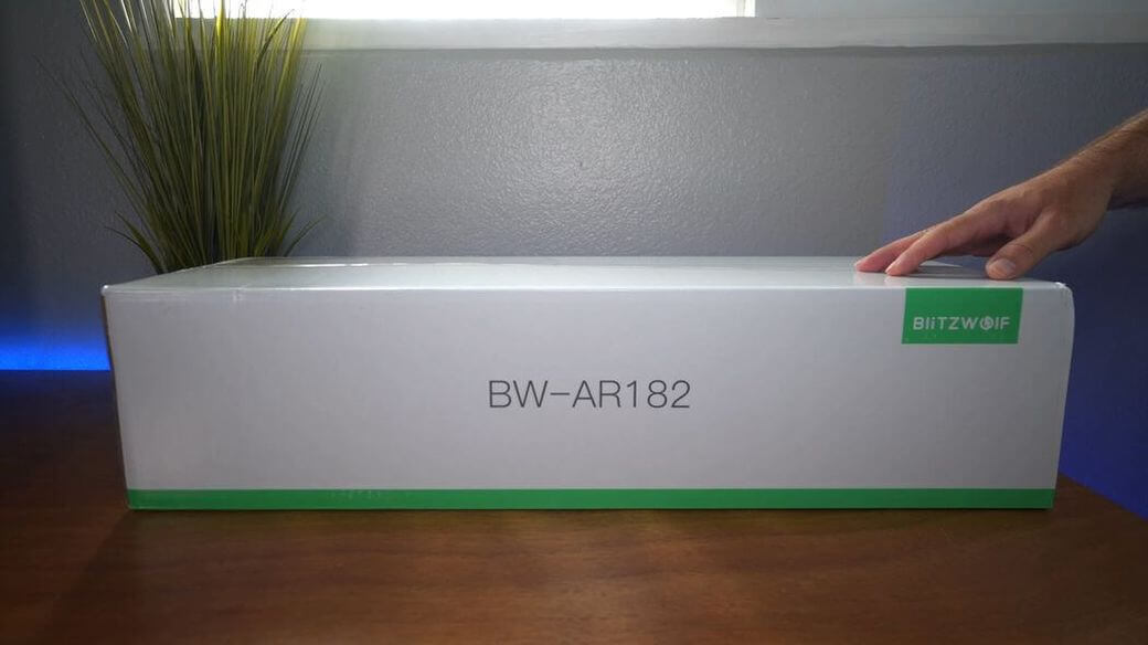 BlitzWolf BW-AR182 Обзор: Компактный 2-в-1 ручной пылесос