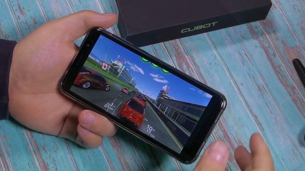 Cubot J5 Обзор: Бюджетный смартфон с 2 ГБ ОЗУ