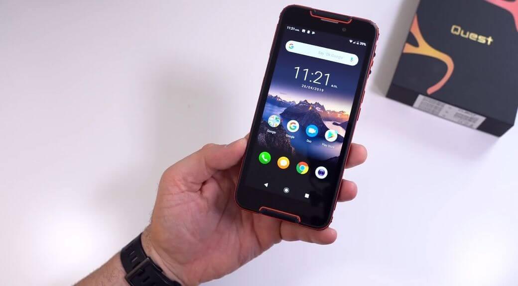 Cubot Quest Обзор: Защищенный смартфон с Sony IMX486 и IP68