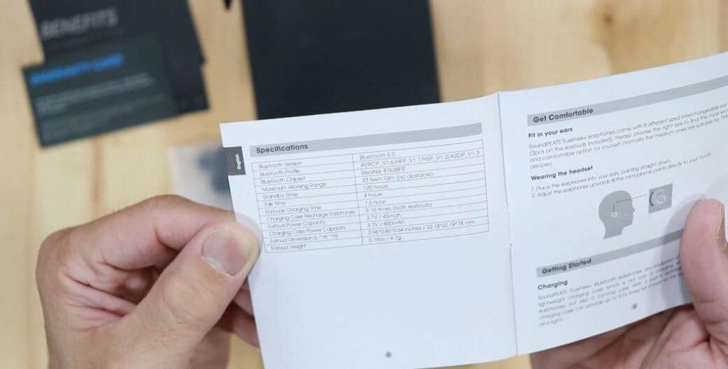 SoundPEATS TrueFree Plus Обзор: Беспроводные наушники для спорта