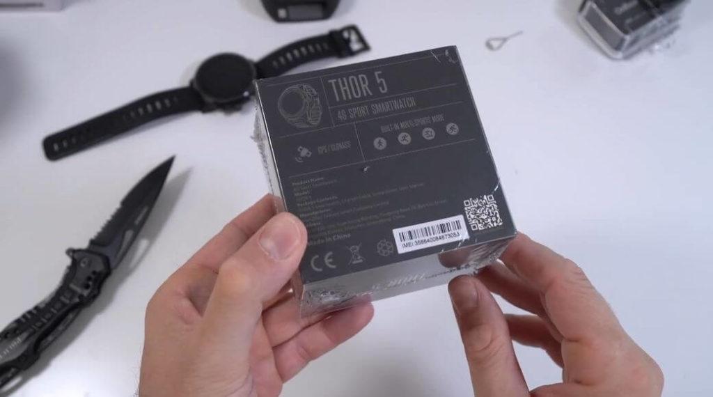 Zeblaze THOR 5 Обзор: Новое поколение умных часов