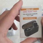 Alfawise HQB-Q32 Обзор: Одни из лучших Bluetooth наушников