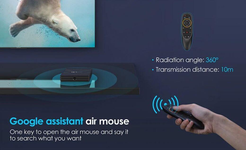 BQEEL HK1 Play Обзор: ТВ бокс на Android 9.0 с 128 ГБ памяти