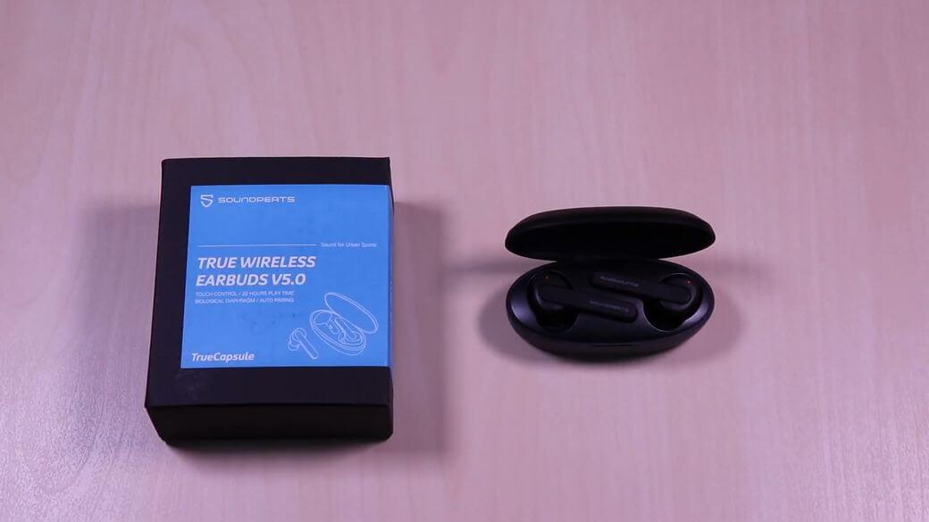 SoundPEATS TrueCapsule Обзор: Бюджетный клон AirPods за $30