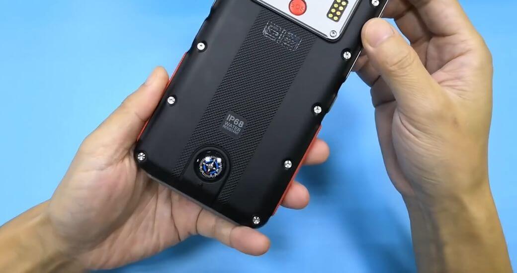 Elephone Soldier Обзор: Защищенный смартфон с 2К экраном и NFC