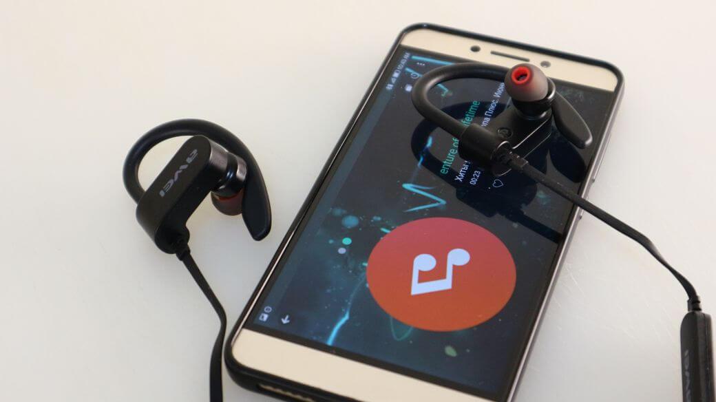 AWEI WT50 Обзор: Спортивные Bluetooth наушники 2019