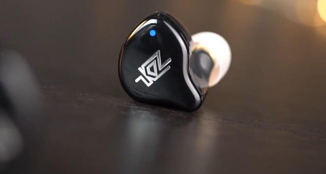 KZ T1 Обзор: Гибридные беспроводные наушники