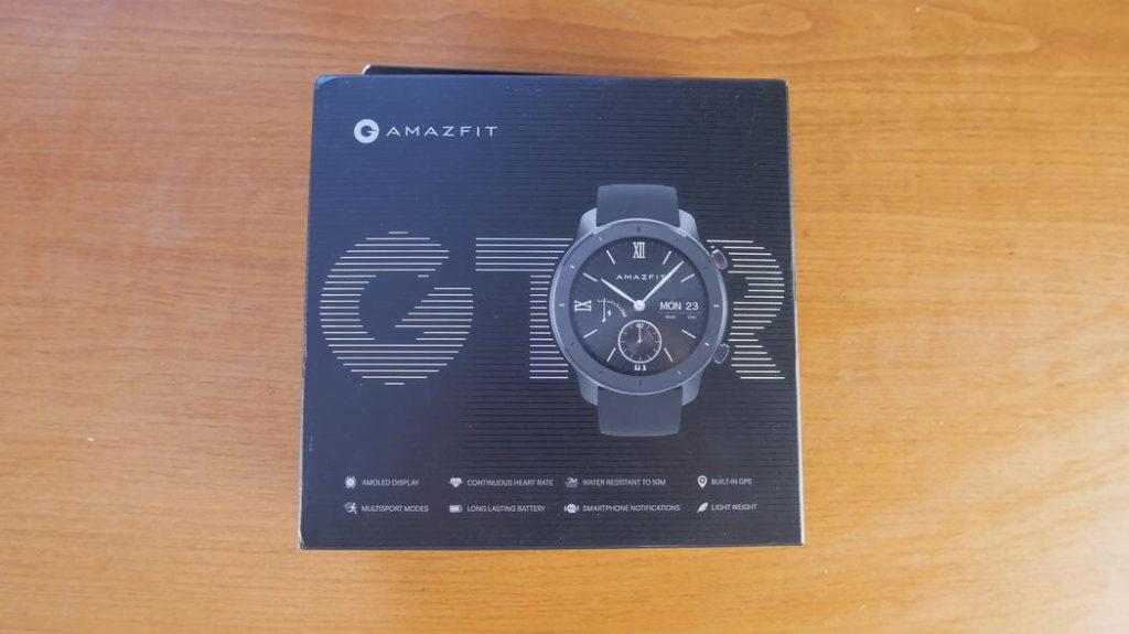 Amazfit GTR Обзор: Умные часы с GPS и NFC