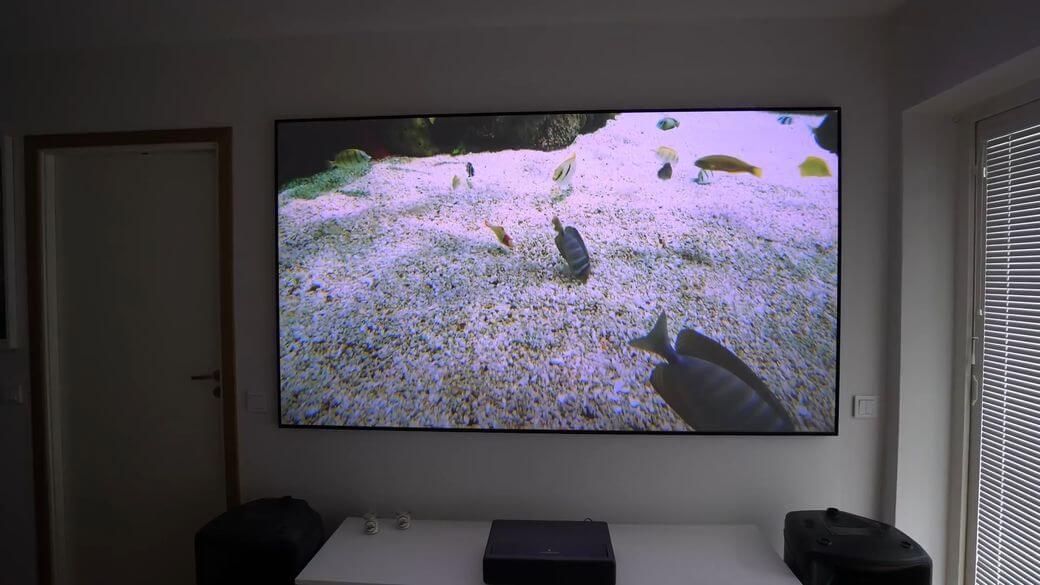 Xiaomi WEMAX A300 Обзор: Лазерный проектор с 4К разрешением