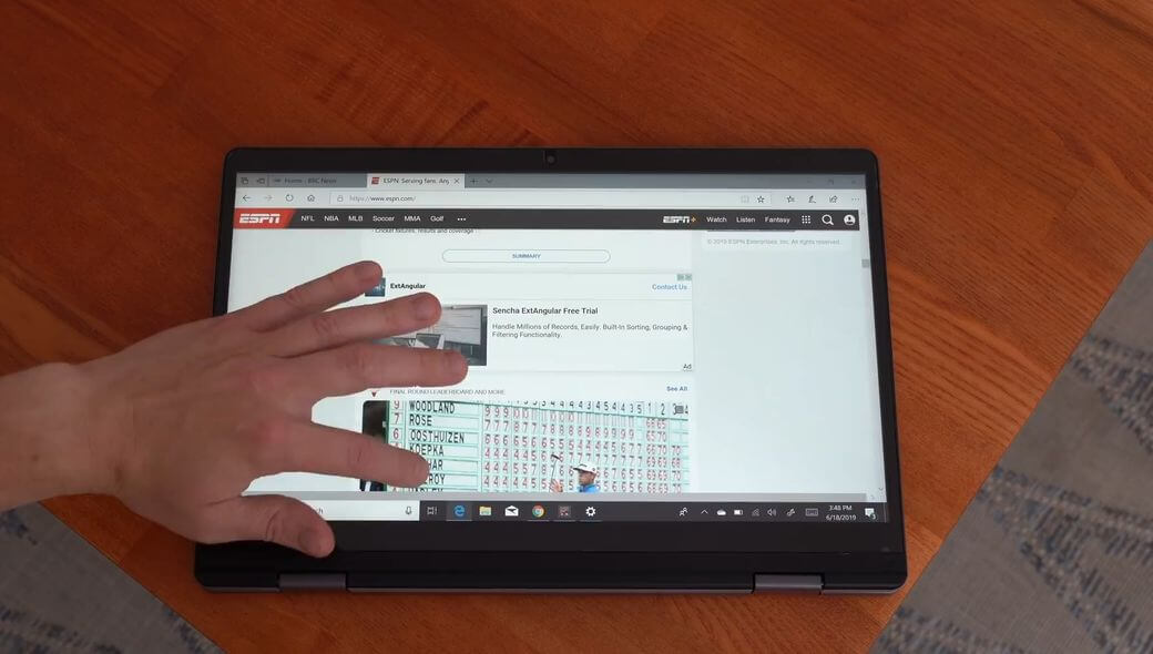 XIDU PhilBook Max Обзор: Ноутбук 2-в-1 с поворотным сенсорным экраном