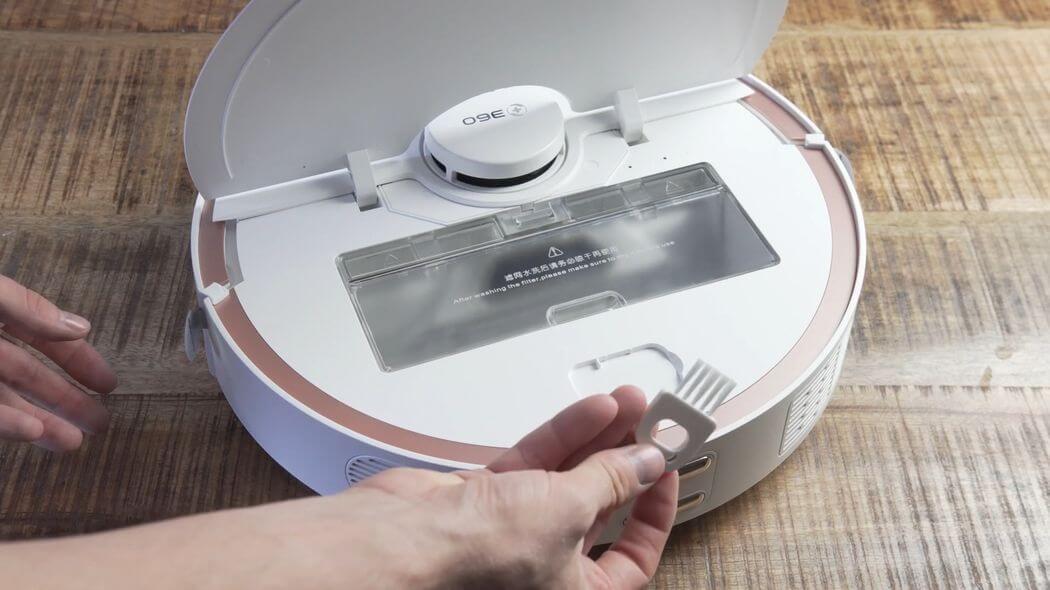 360 S7 Обзор: Робот пылесос с лазерной навигацией за $399