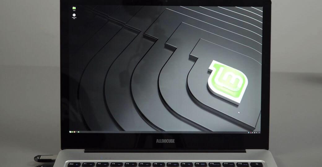 ALLDOCUBE Kbook 13.5 Обзор: Ультрабук с 3К экраном
