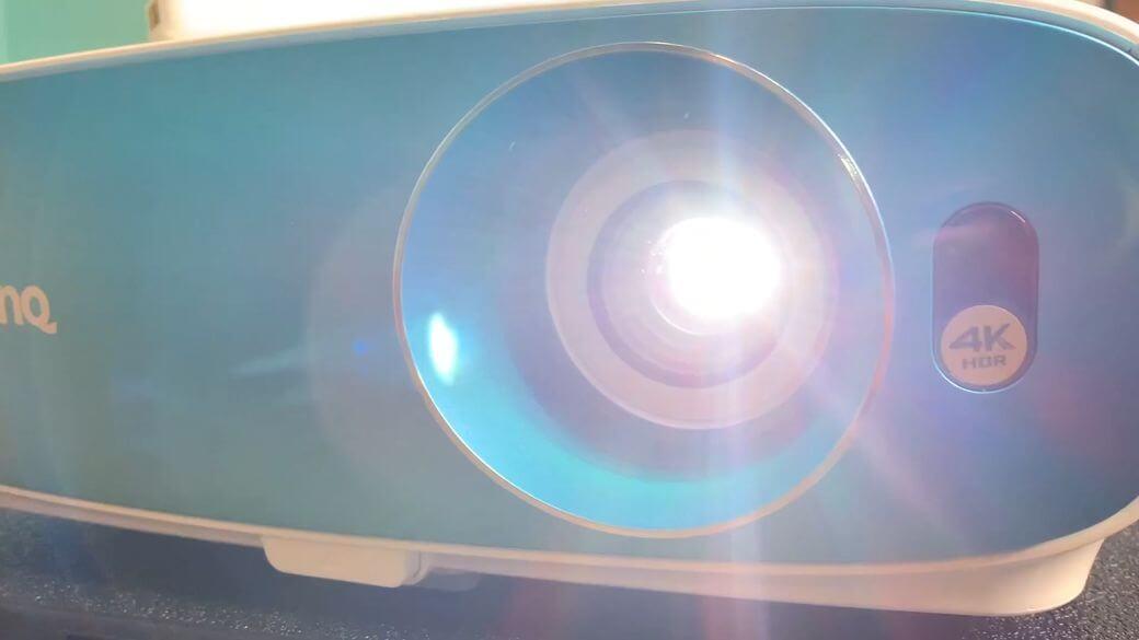 BENQ TK800M Обзор: DLP проектор с 4К разрешением