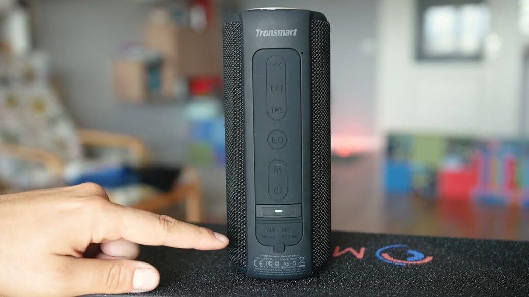 Tronsmart Element T6 Plus Обзор: Беспроводная колонка на 40 Вт