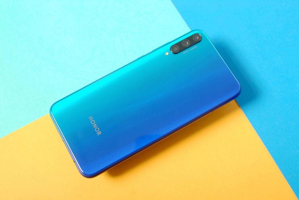Huawei Honor Play 3 Первый обзор: Современный смартфон с Kirin 710F