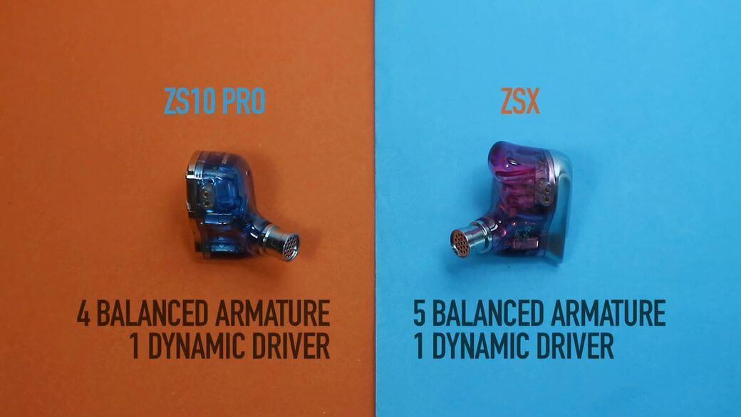 KZ ZSX Terminator Обзор: Гибридные наушники с 12 драйверами