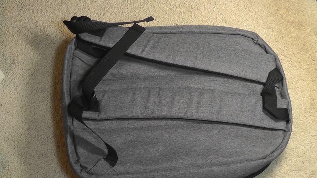 Светодиодный LED Рюкзак Обзор: Уникальный цветной экран на рюкзаке
