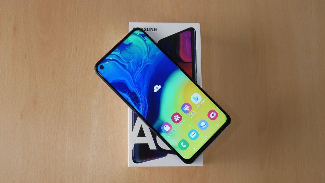 Samsung Galaxy A60 Обзор: Лучший смартфон с Infinity-O экраном за $219