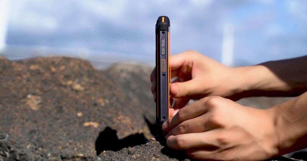 Ulefone Armor 3W Первый Обзор: Защищенный смартфон с Helio P70