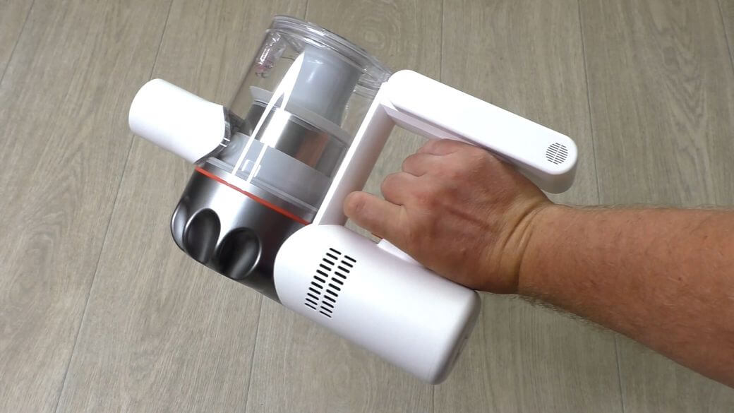 Xiaomi Dreame V9P Обзор: Ручной пылесос с высокой мощностью