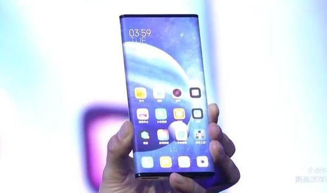 Xiaomi Mi MIX Alpha Первый обзор: Гибкий экран и 108-Мп камера