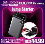 Xiaomi 70Mai Jump Starter Обзор: Пусковое устройство для автомобиля