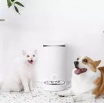 Xiaomi Furrytail Pet Smart Обзор: Умная кормушка для домашних питомцев