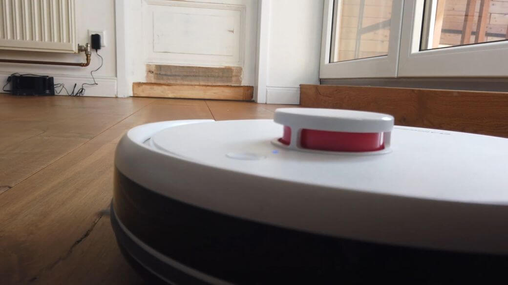 Alfawise V9S BL517 Обзор: Самый дешевый робот пылесос с лазерной навигацией