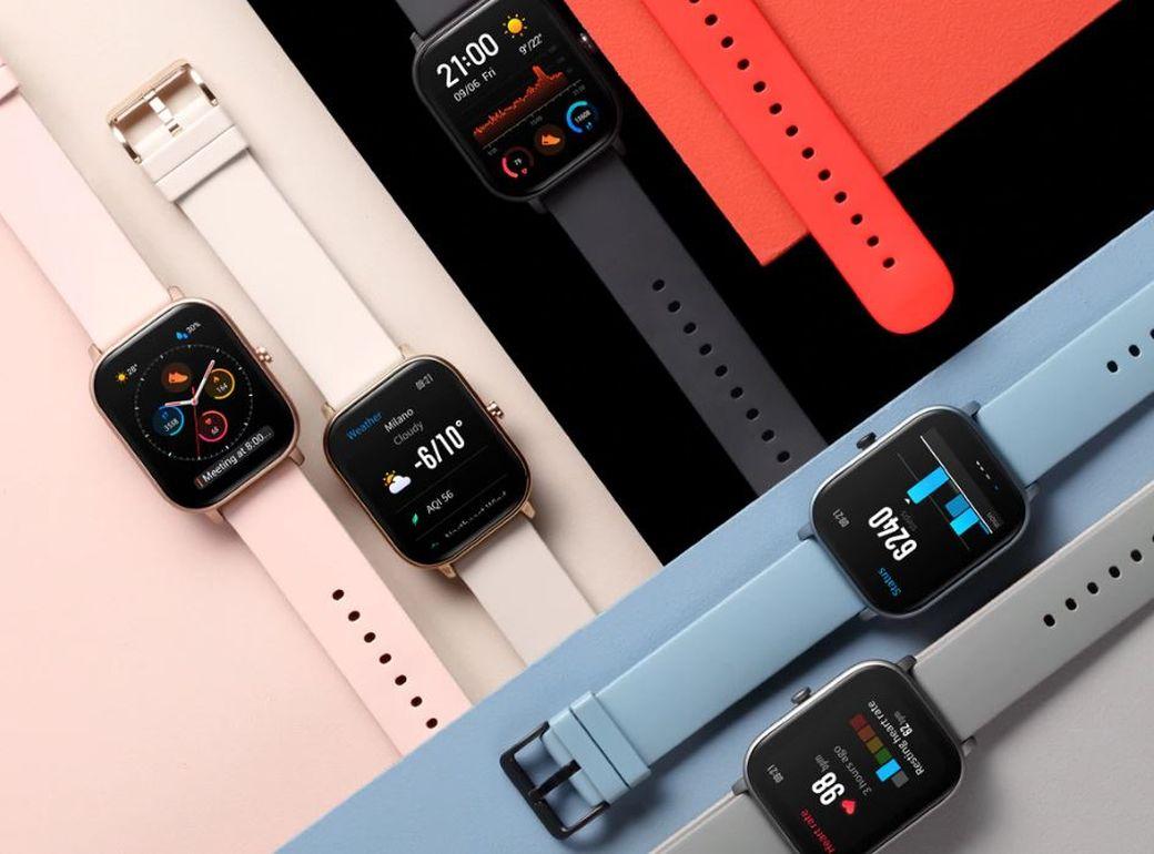 Amazfit GTS Обзор: Достойный аналог Apple Watch 2019