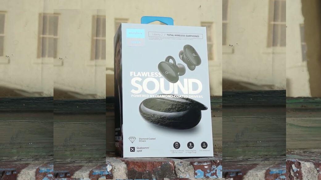 Anker Soundcore Liberty 2 Pro Обзор: Гибридные Bluetooth наушники 2019