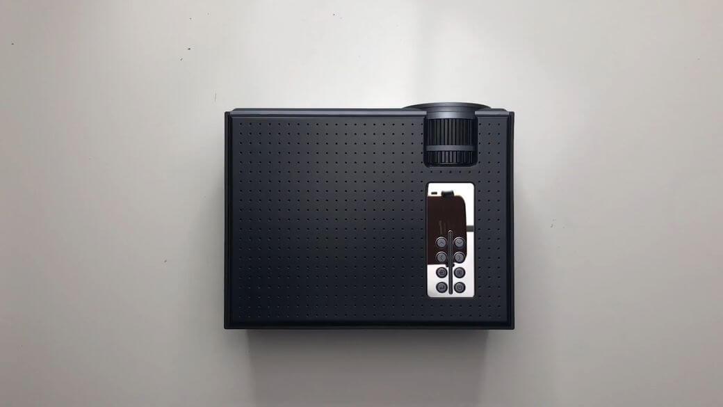 Blitzwolf BW-VP1 Обзор: Недорогой LED проектор за $85