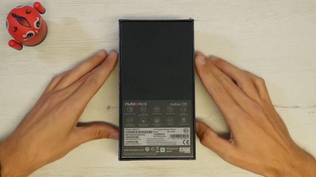 Nubia Z20 Обзор: Флагман с двумя экранами и Snapdragon 855+